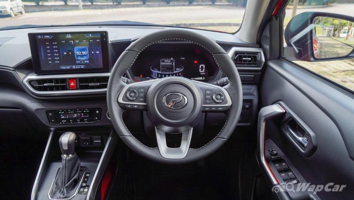 2021 Perodua Ativa 1.0L Turbo AV Special Metallic Interior 003