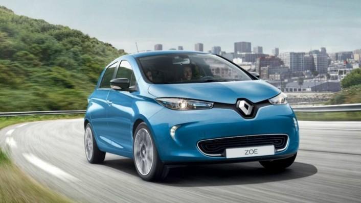 Renault Zoe (2016) Exterior 003