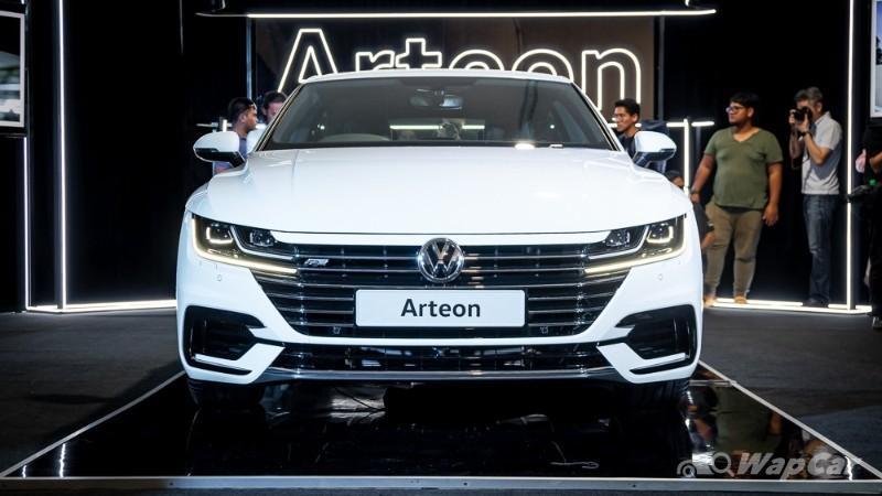 VW Arteon 2020, Passat R-Line dan Tiguan Allspace akan didebut di Malaysia pada 12 Ogos! 02