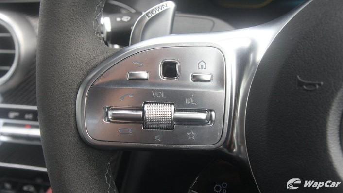 2019 Mercedes-Benz AMG C-Class AMG C63 Interior 007