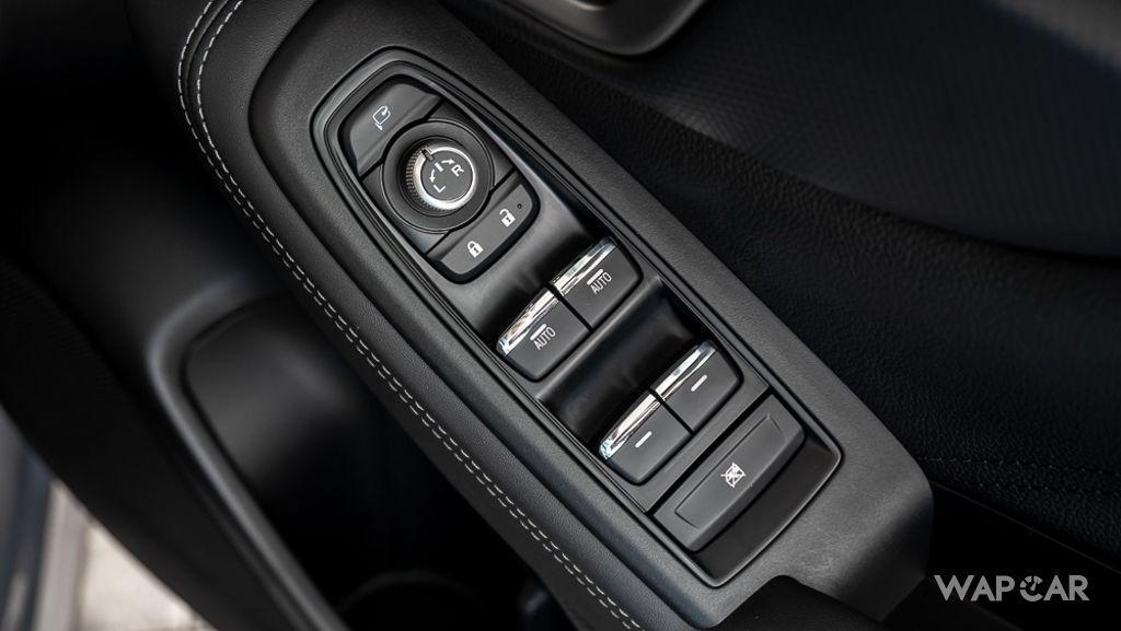 Subaru Forester (2019) Interior 026