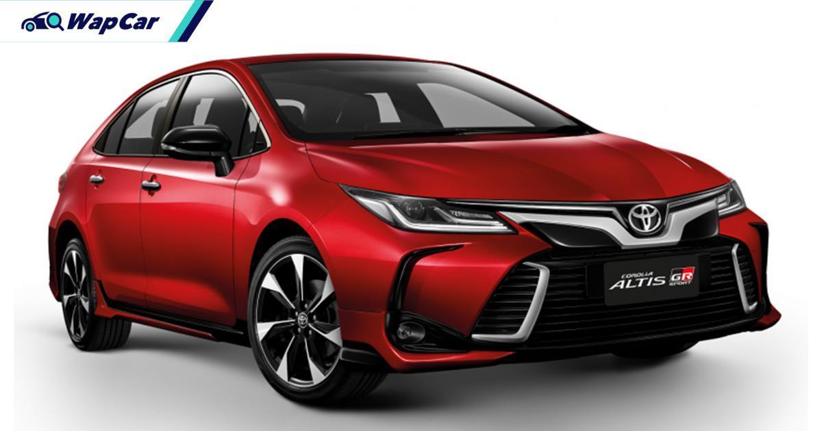 Toyota Corolla Altis GR Sport 2021 – bakal tiba di Malaysia selepas Vios GR Sport? 01