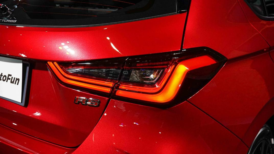 2021 Honda City Hatchback International Version Exterior 096