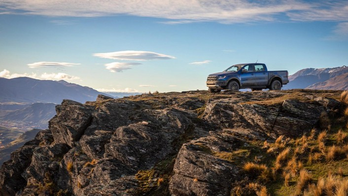 2020 Ford Ranger Raptor 2.0 Bi-Turbo Exterior 007