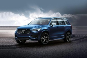 Volvo XC90 Armoured - Genuine Armoured Warrior With 50 mm-thick Glass, Weighs 4.5 Tonnes!