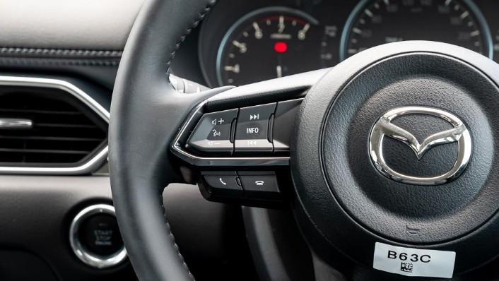 2019 Mazda CX-5 2.5L TURBO Interior 007
