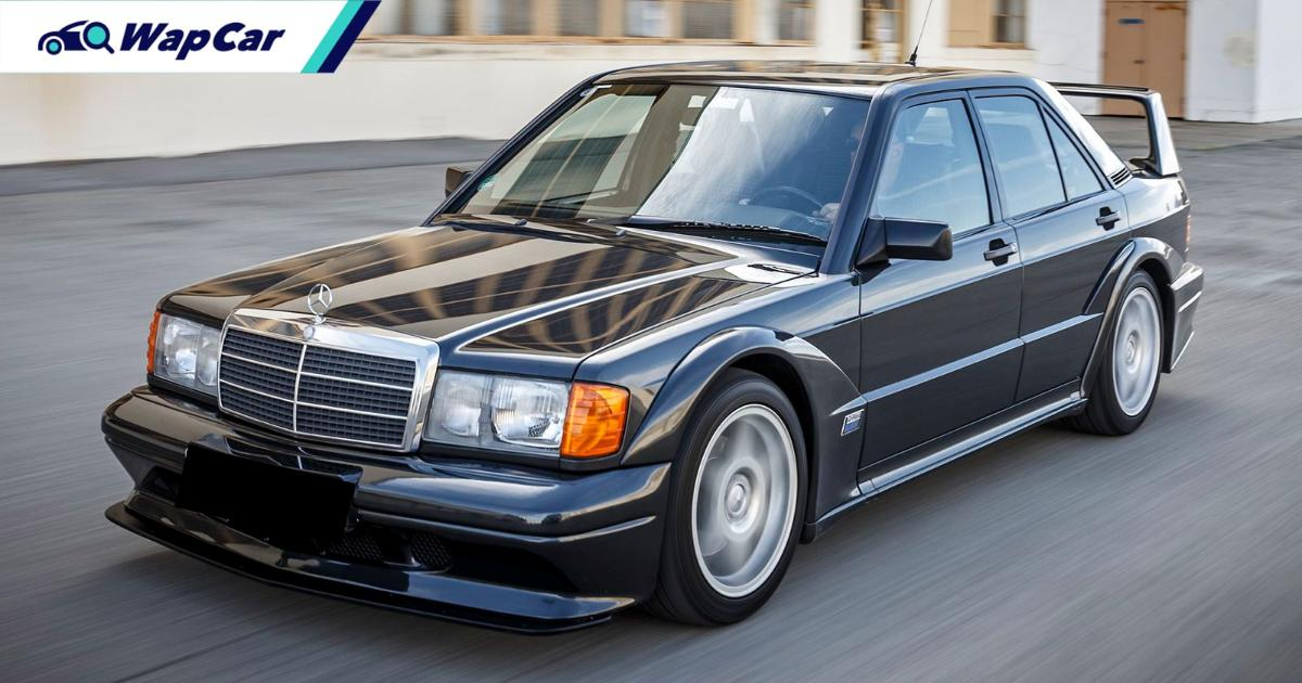Timeless, beautiful, desirable. The Mercedes 190E is all of these things to me 01