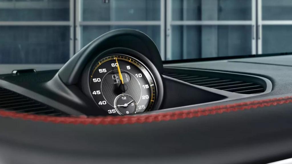 2019 Porsche 911 GT2 RS Interior 005