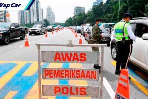 7 lokasi jalan ditutup di PJ dan Damansara bermula tengah malam ini
