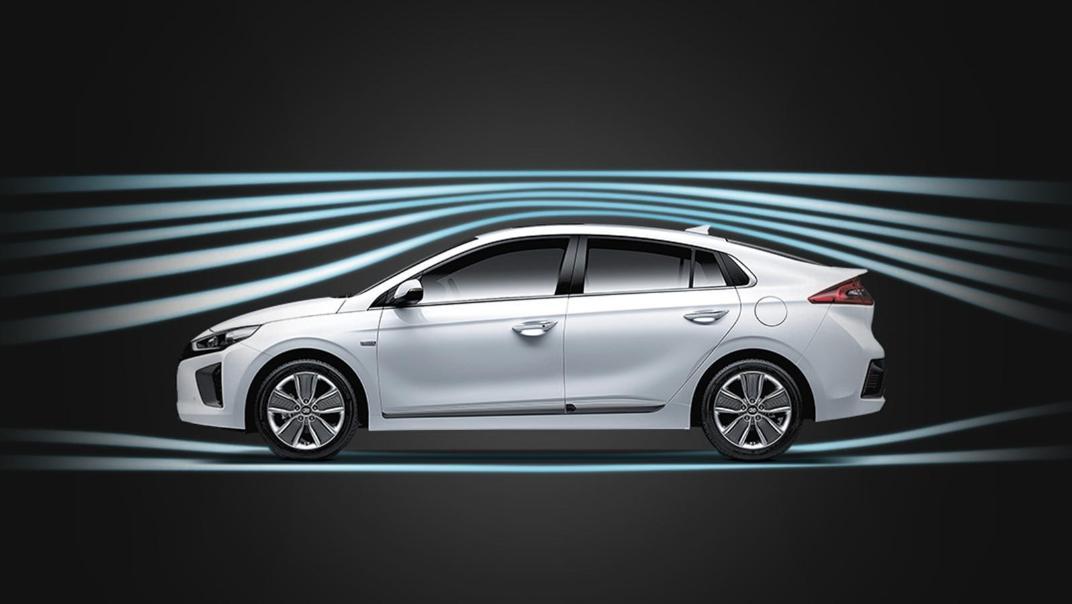 Hyundai Ioniq (2018) Exterior 020