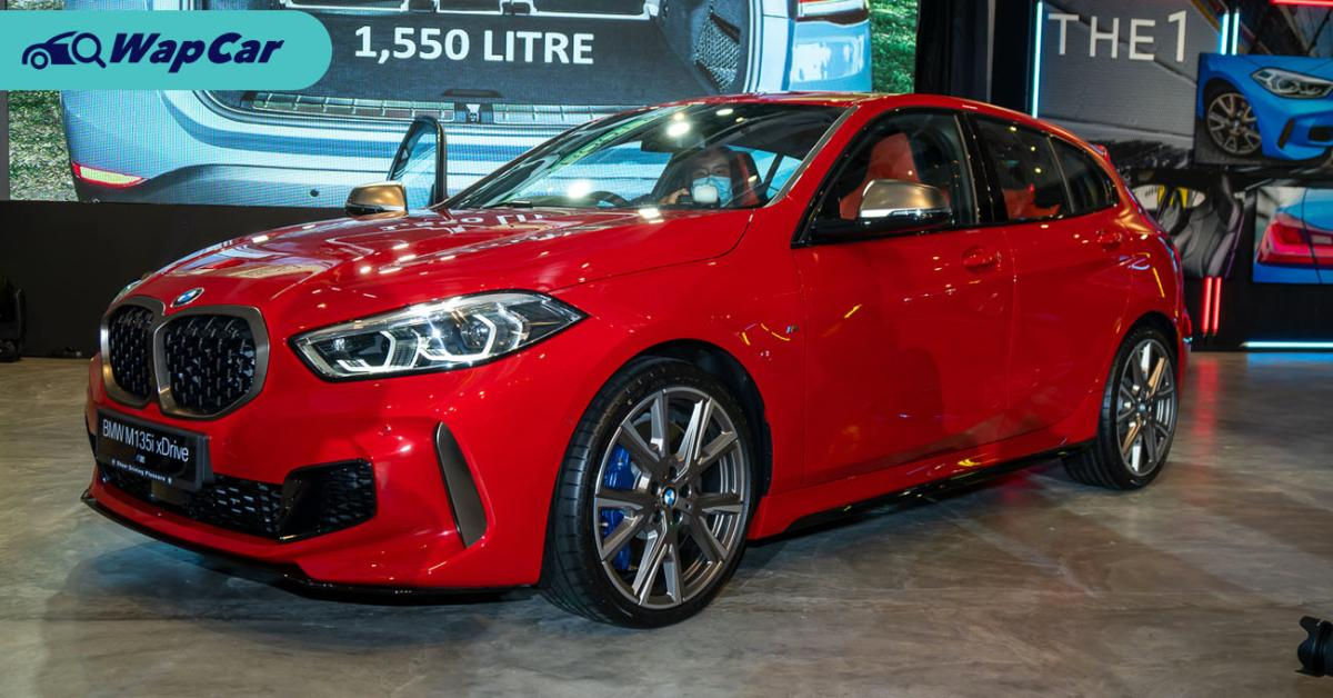 All-new 2020 (F40) BMW M135i launched in Malaysia – 306 PS/450 Nm, RM 356k 01