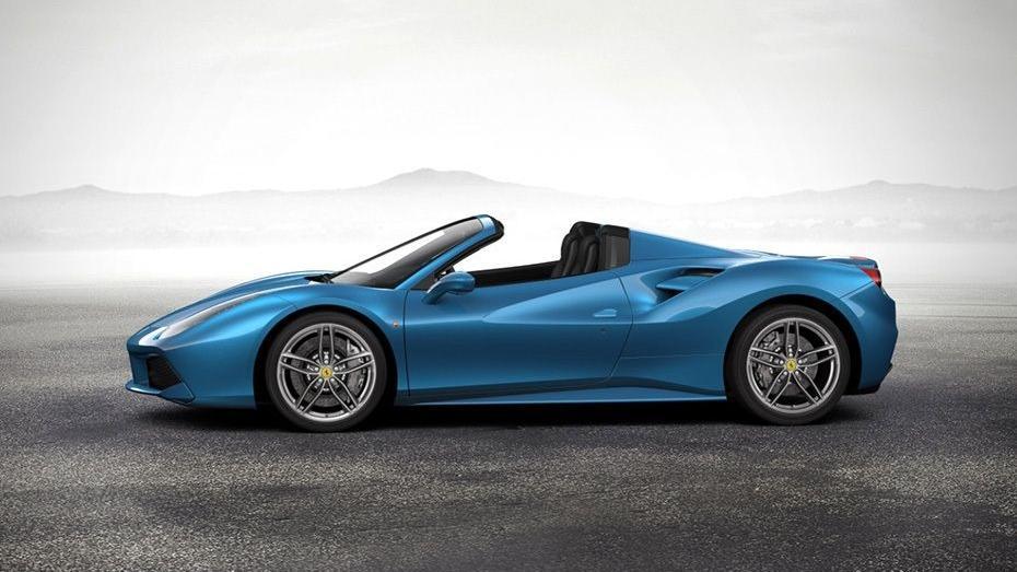 Ferrari 488 (2015) Exterior 014