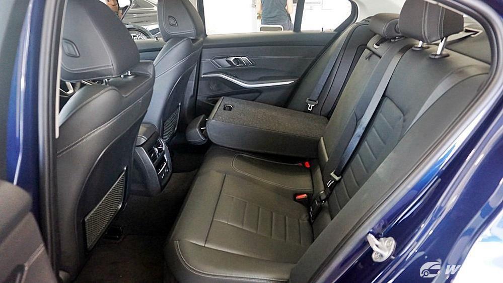 2020 BMW 3 Series 320i Sport Interior 139
