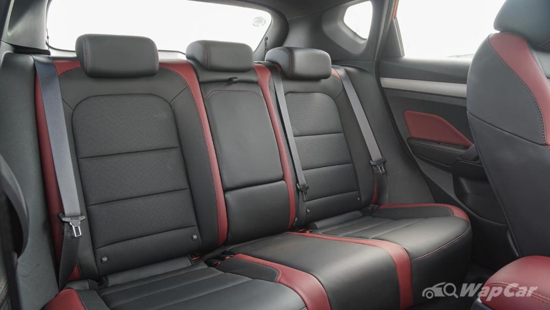 2020 Proton X50 1.5T  Flagship Interior 063