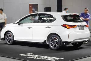 Cooler than Yaris? Modulo bodykit jazzes up 2021 Honda City Hatchback!