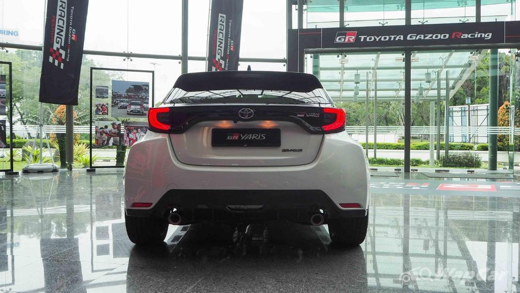 2021 Toyota GR Yaris Exterior 018