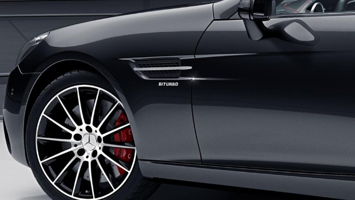 2018 Mercedes-Benz SLC AMG AMG SLC 43 Exterior 005