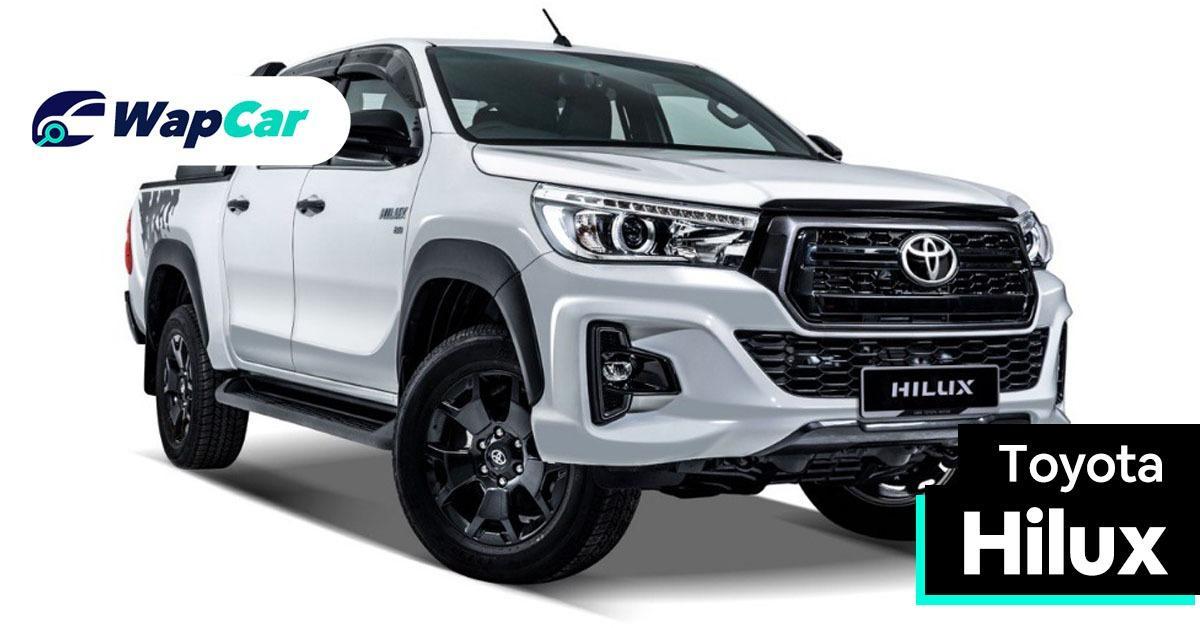 Toyota Hilux origin of the name