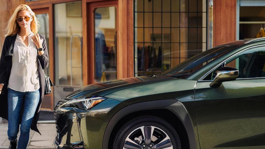 2020 Lexus UX Exterior 010