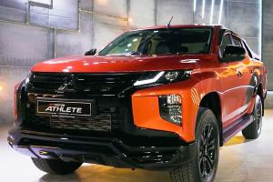 Priced from RM 141k, the 2021 Mitsubishi Triton Athlete could run rings around the Hilux Rogue