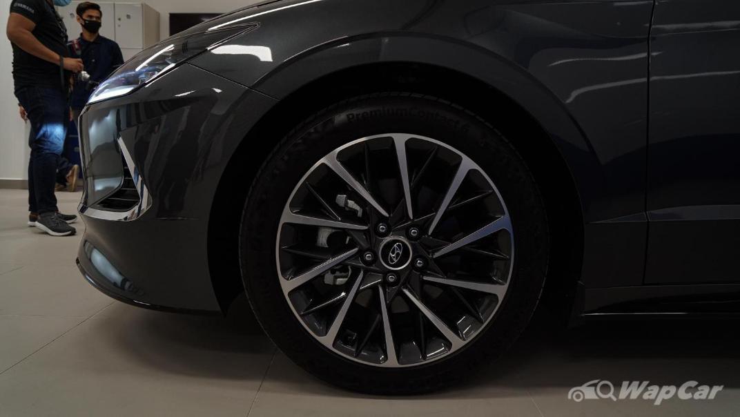 2020 Hyundai Sonata 2.5 Premium Exterior 083