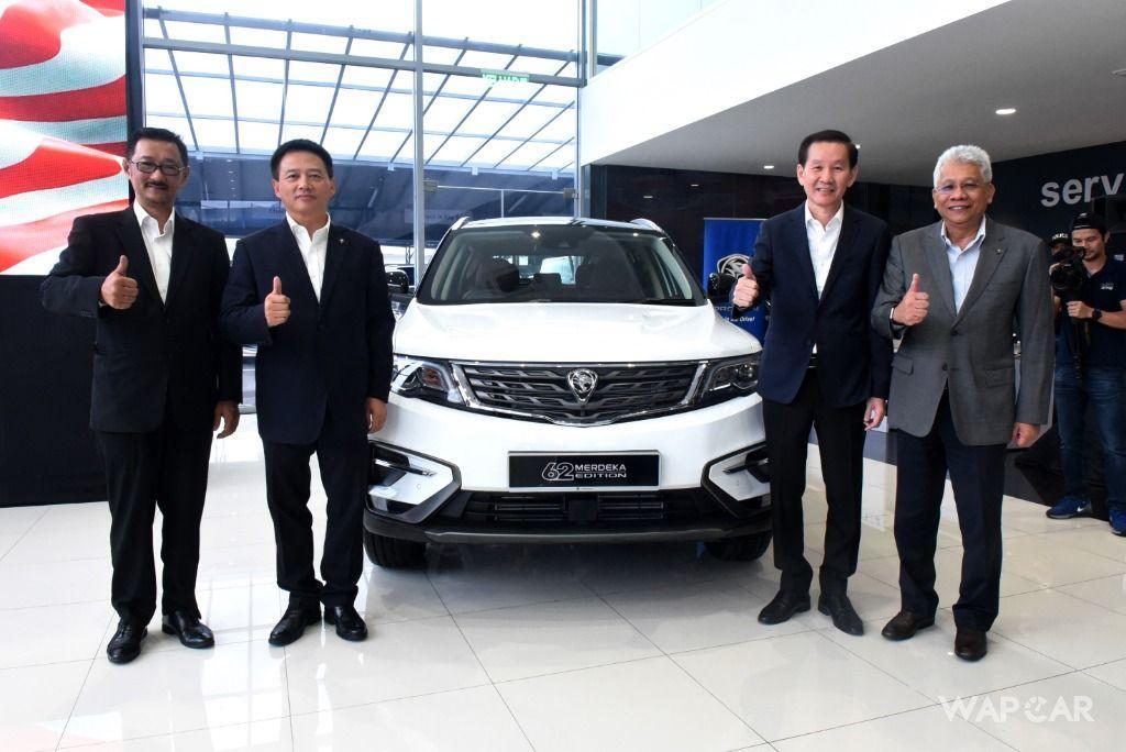 Proton Introduces Limited Edition X70 Merdeka Edition 01