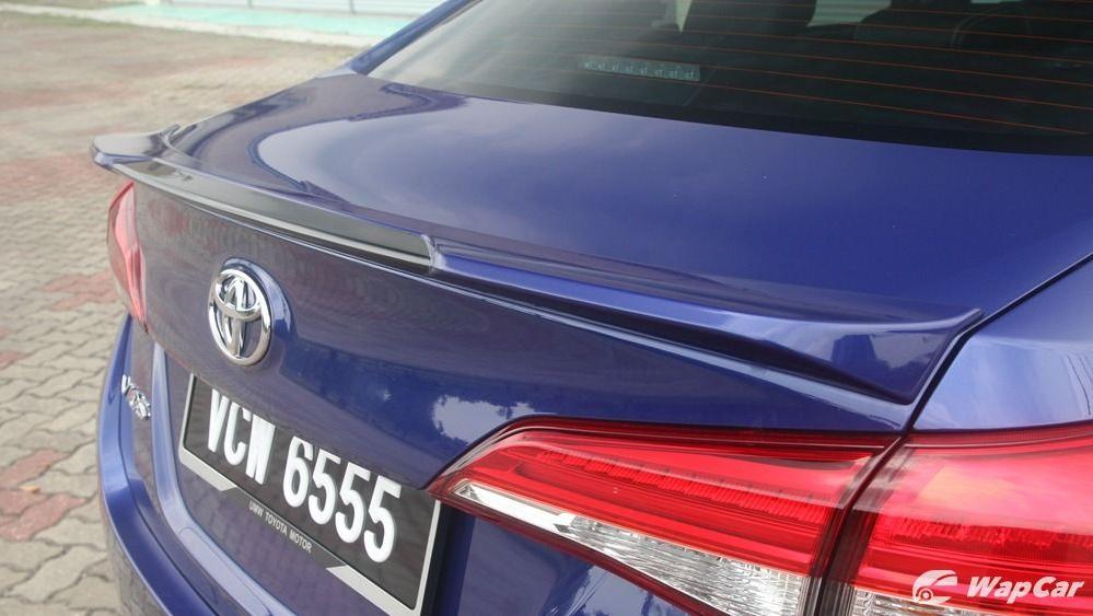 2019 Toyota Vios 1.5G Exterior 046