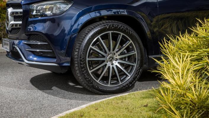 2020 Mercedes-Benz GLS 450 4Matic Exterior 008