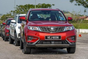 Why is a Proton X70 cheaper than a Honda CR-V by RM53k? What's the difference in taxes?