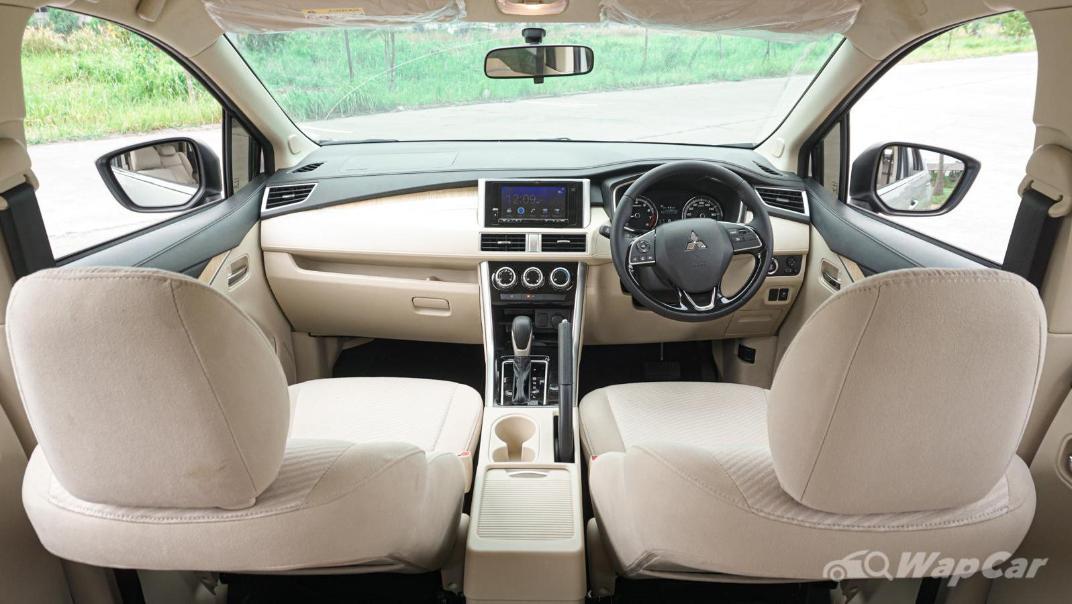 2020 Mitsubishi Xpander Upcoming Version Interior 016