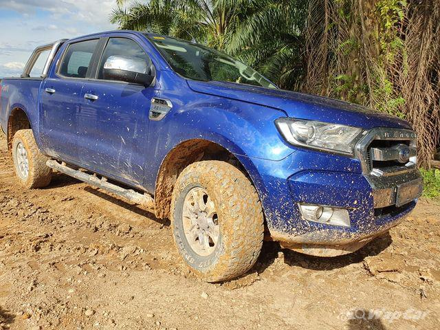 Owner Review: Comfortable handling and good fuel economy - My Ford Ranger 2.2 XLT AUTO 02