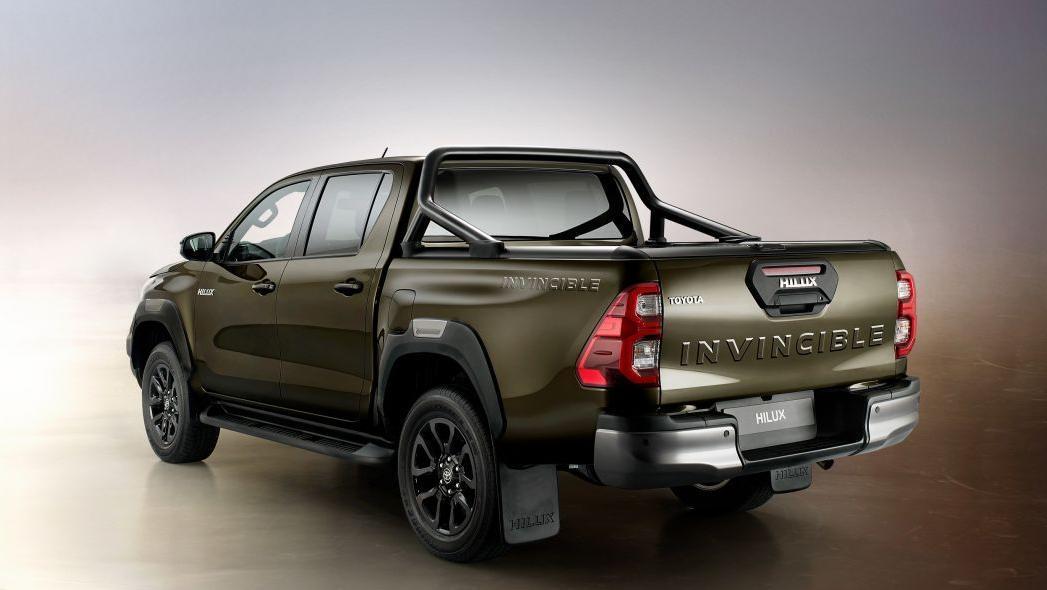 2020 Toyota Hilux Exterior 004