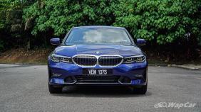 2020 BMW 3 Series 320i Sport Exterior 002