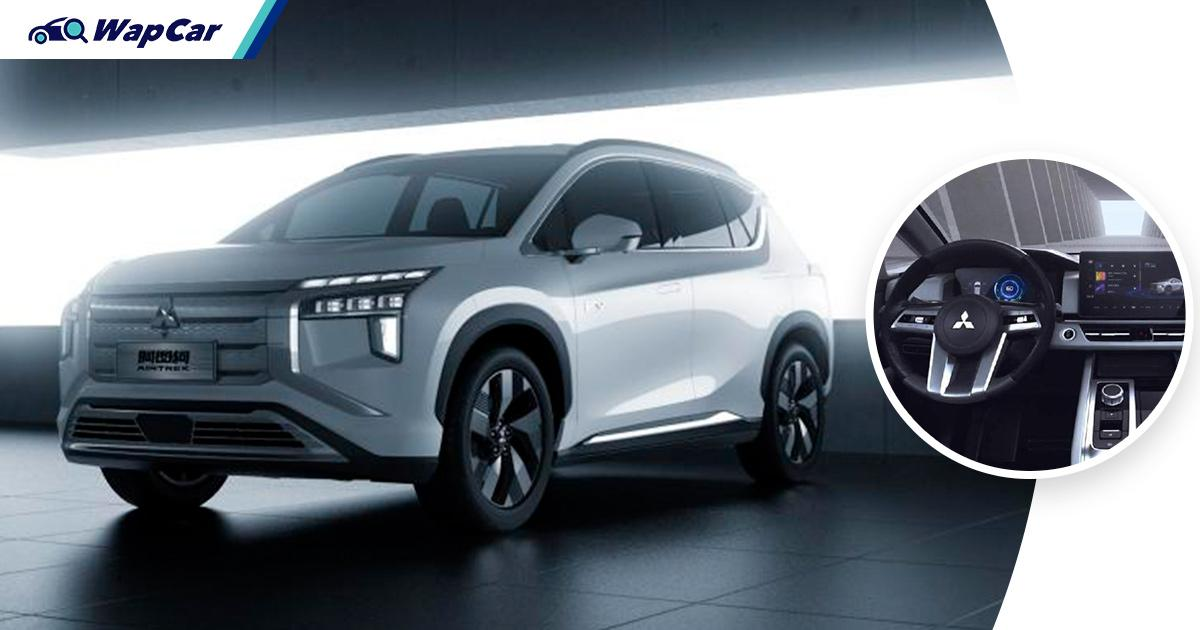 Now an EV SUV, all-new 2021 Mitsubishi Airtrek breaks cover 01