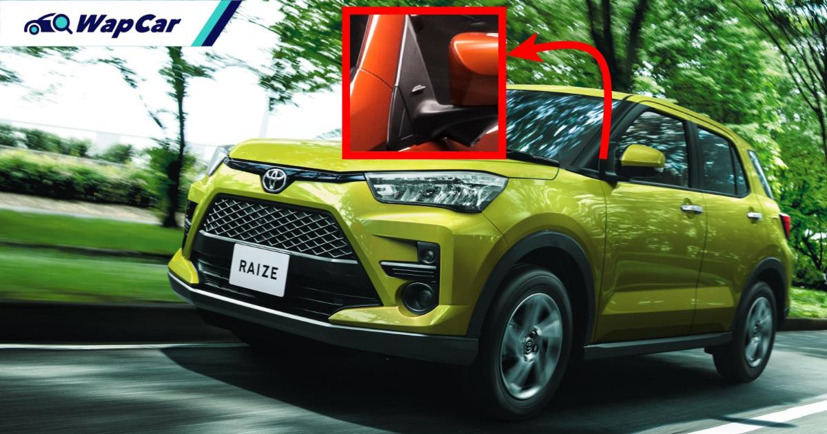 Japan to launch updated Daihatsu Rocky, adds Android Auto and aero fins 01