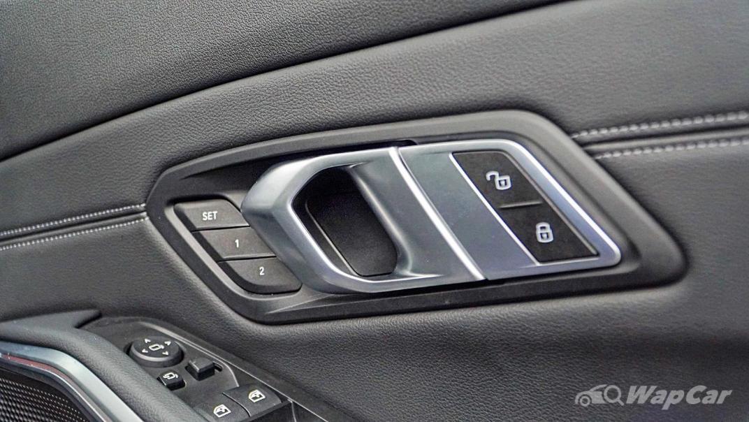 2020 BMW 3 Series 320i Sport Interior 198