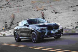 All-new BMW X6 M and BMW X6 M Competition unveiled