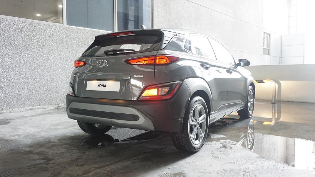 2021 Hyundai Kona 2.0 Standard Exterior 040