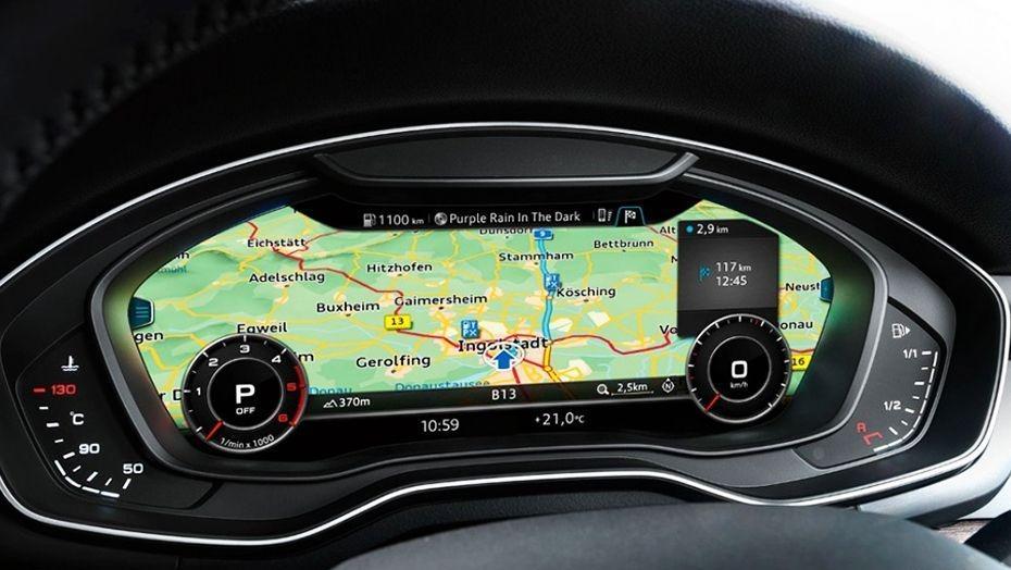 Audi A5 Sportback (2019) Interior 005