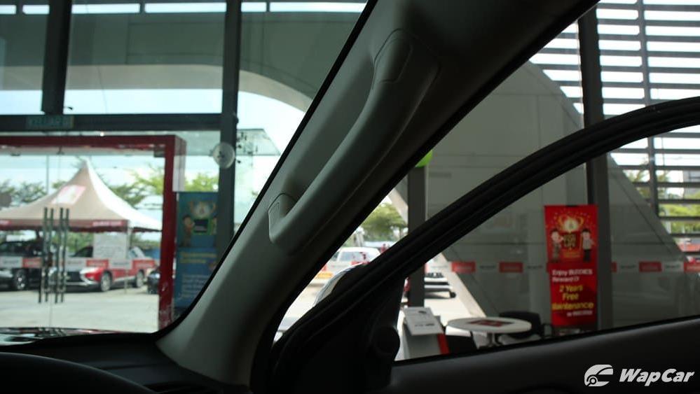 2019 Mitsubishi Triton VGT Adventure X Interior 042