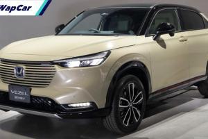 Honda HR-V 2021 serba baru memang besar seperti dalam gambar?