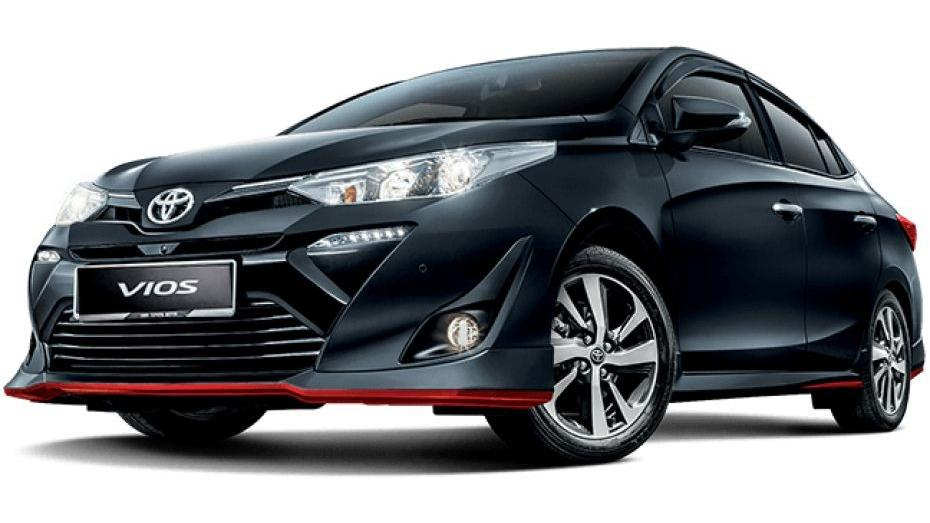 Toyota Vios (2019) Others 003