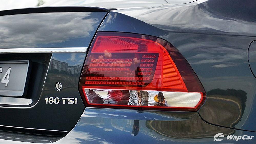 2018 Volkswagen Vento 1.2TSI Highline Exterior 014