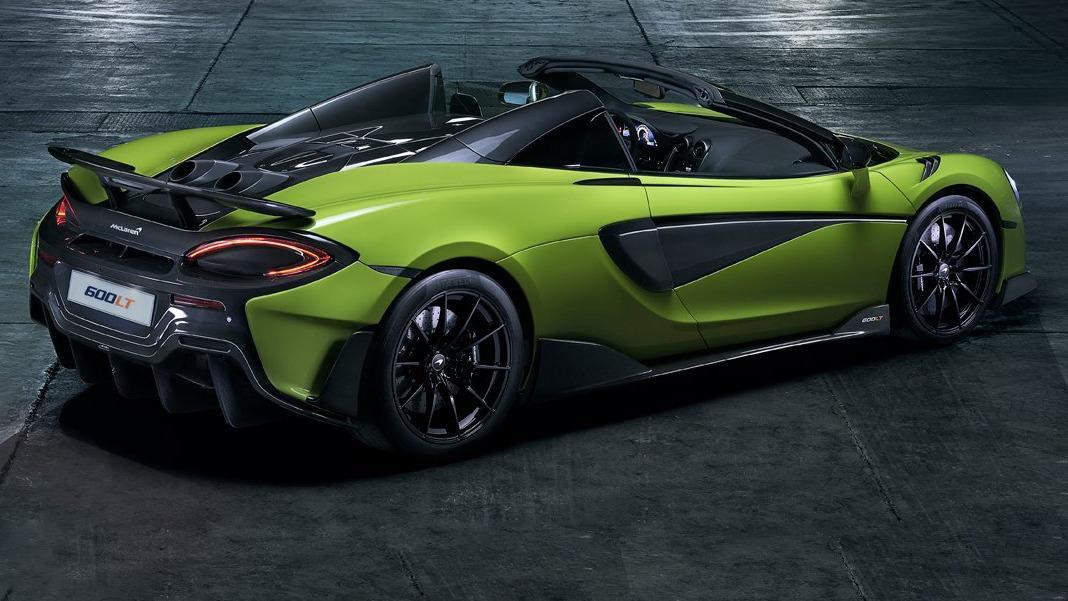 McLaren 600LT(2019) Exterior 007