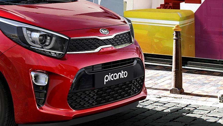 Kia Picanto (2019) Exterior 005