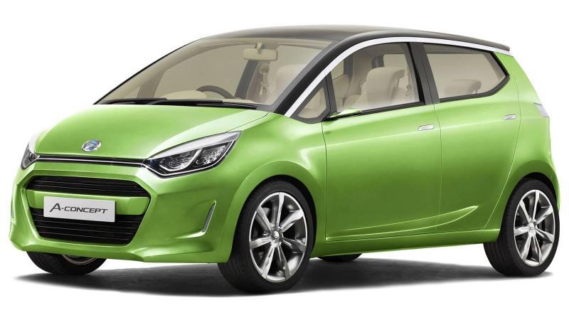 Perodua Axia konsep generasi seterusnya pada 2021? Boleh jadi! 02