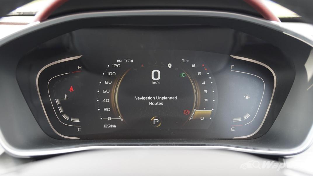 2020 Proton X50 1.5T  Flagship Interior 017