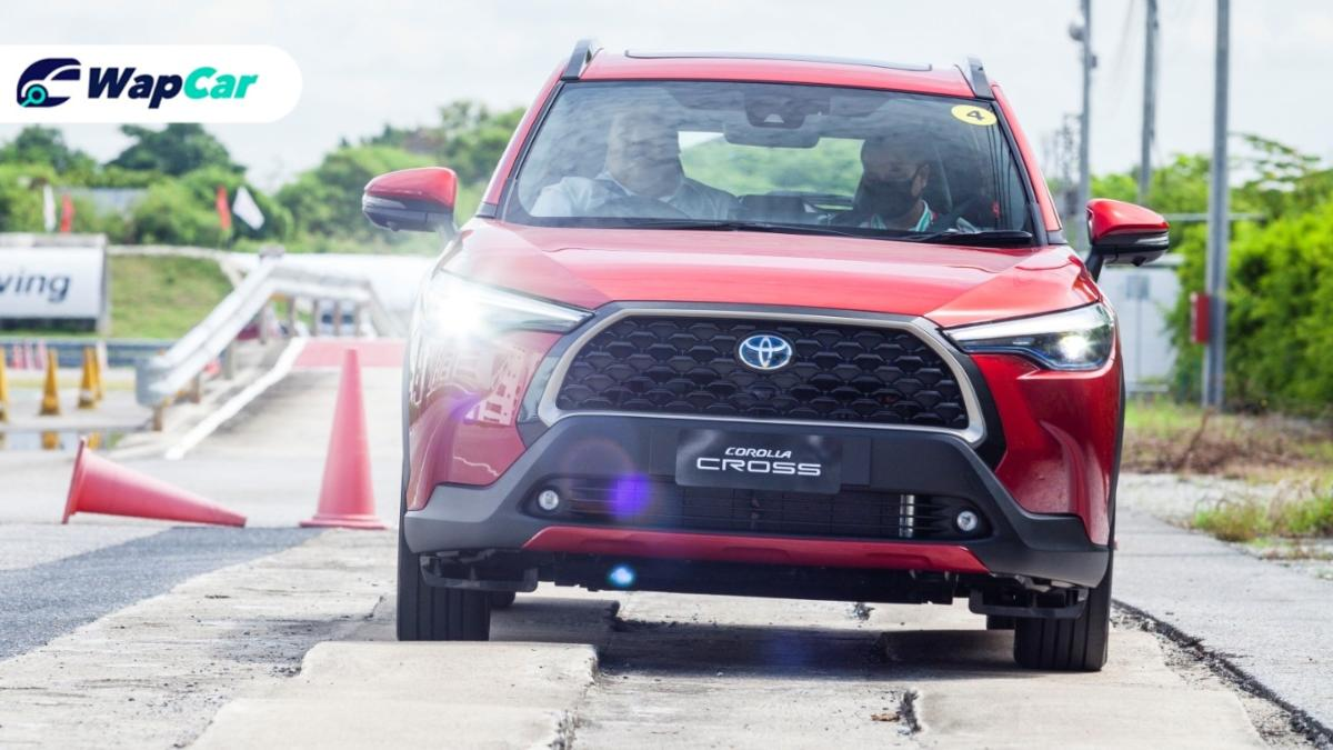 When can we expect the Toyota Corolla Cross to arrive in Malaysia? CKD or CBU? 01