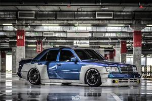Mod My Car: 1994 Mercedes Benz E280 (W124): Straying away from 'standard'