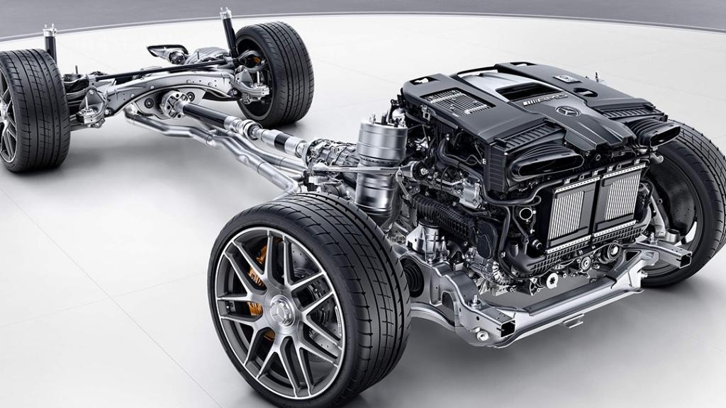 Mercedes-Benz AMG E-Class (2019) Others 001